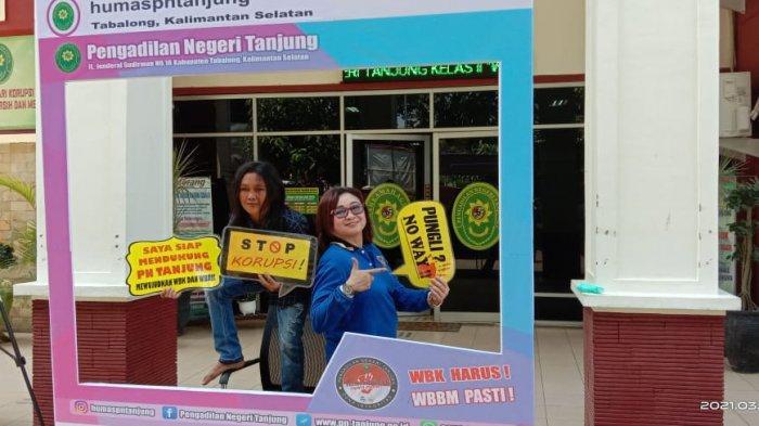 Dukung PN Tanjung Raih WBK dan WBBM, Hadiah Tabungan Disiapkan Bagi 10 Pemenang
