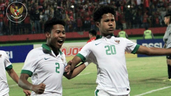 Jadwal Live Indosiar Final Piala AFF U-16 2018 Timnas U-16 Indonesia vs Thailand Jam 19.00