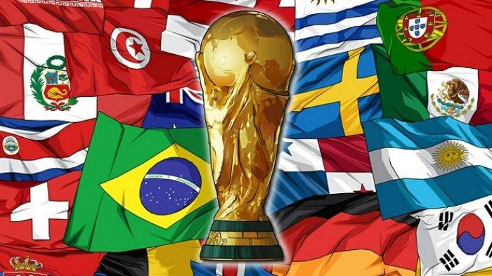 Live Trans TV & Trans7 - Berikut Cara Nonton Live Streaming Piala Dunia 2018 Lewat HP