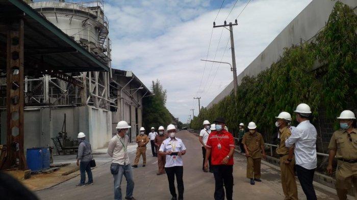 Warga Adukan Perusahaan Bata Ringan ke DPRD Kabupaten Tala