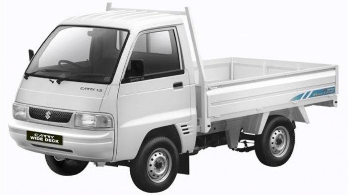 Carry Pick Up Jadi Tulang Punggung Penjualan Suzuki Mobil Banjarmasin Post