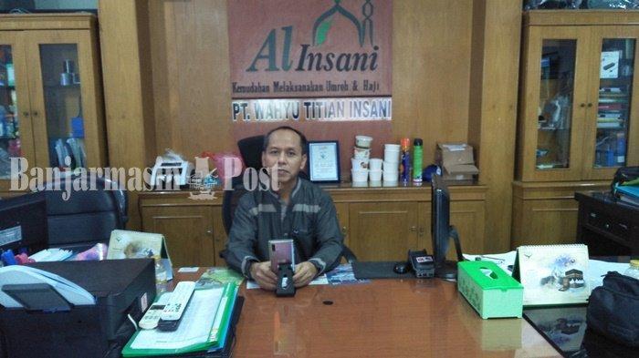 Haji dan Umroh Tak Kunjung Ada Kejelasan, Begini Respon Perusahaan Travel Kalsel