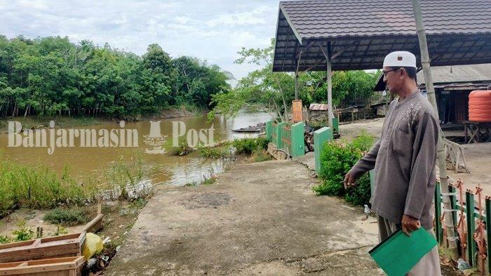 Jalan Haur Gading Kabupaten HSU Dipindah, Jauhi Sungai Tabalong