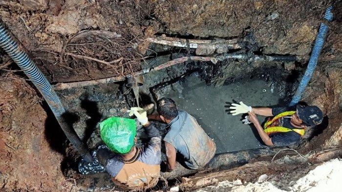 Senin Ini Distribusi Air PDAM di Banjarmasin Barat dan Banjarmasin Tengah Terganggu, Ini Sebabnya