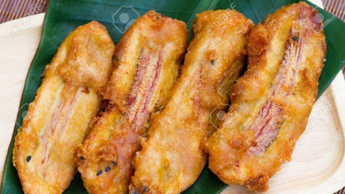 Meskipun Cuma Camilan, Kalori Pisang Goreng Bisa Setara Sepiring Nasi