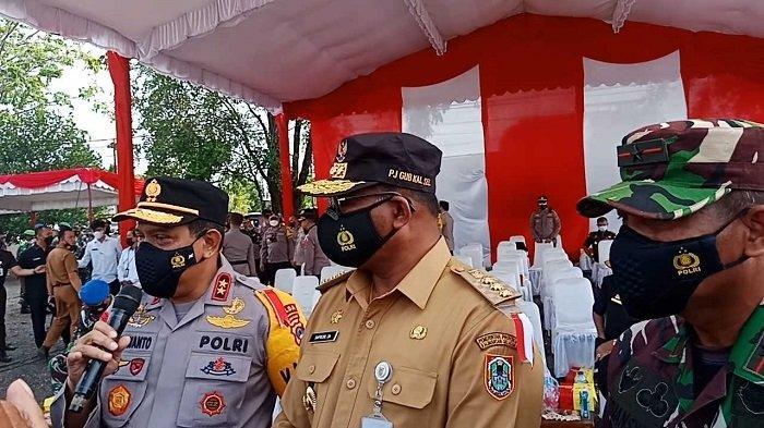 PSU Pilgub Kalsel, PJ Gubernur Minta PSU Jadi Momen Menggembirakan