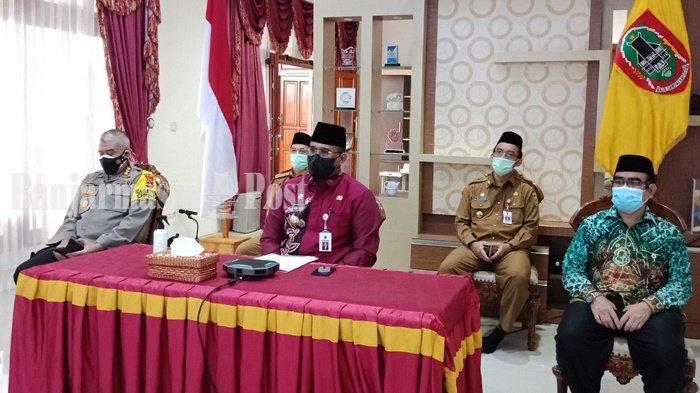 Pj Gubernur Kalsel Safrizal ZA Umumkan MTQ Digelar Besok 7 April 2021