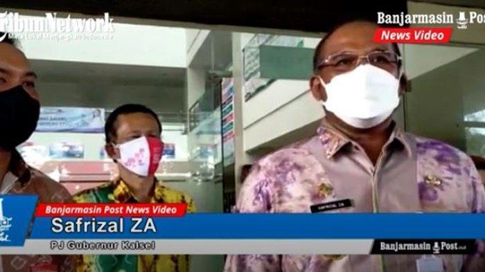Kota Banjarbaru Anggarkan Tambahan PCR dan Alat Rapid Test Antigen Pada APBD Perubahan