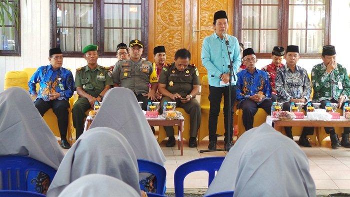 Pjs Bupati Kapuas Hadiri Pembukaan MTQ XXIX di Pulangpisau : Janjikan Bonus Buat Para Juar a