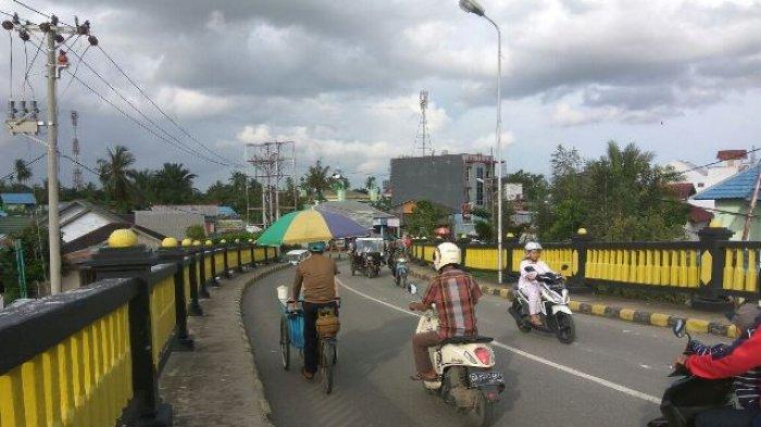Proyek Air Bersih Belum Bisa Dinikmati Warga Kecamatan Padangbatung HSS