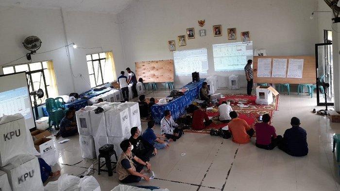 Rakapitulasi Perhitungan Suara di Kabupaten Banjar Sisakan Dua Kecamatan, Ini Penyebabnya
