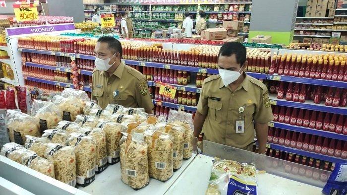 Jelang Idul Fitri 2021, Pj Wali Kota Banjarmasin Sidak Hypermart Duta Mall Banjarmasin