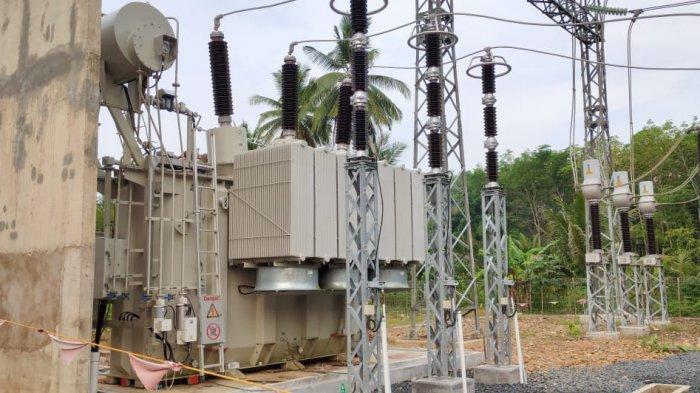 Tingkatkan Kualitas Listrik di Sistem Kalimantan, PLN Operasikan Gardu Induk Amuntai