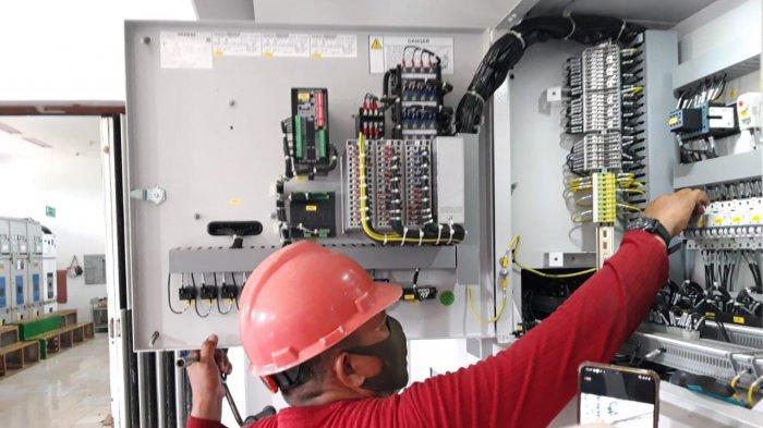 Tingkatkan Kualitas Listrik, PLN Operasikan GI Barikin Pada Sistem Barito