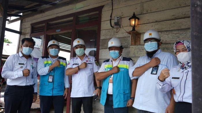 Bangun Jaringan 33 Kilometer, PLN Hadirkan Listrik di Dusun Hilir, Kabupaten Barito Selatan