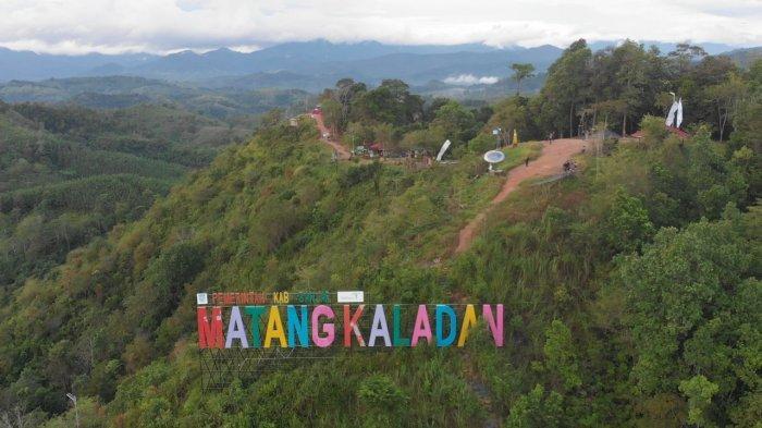 KalselPedia - Sejumlah Destinasi Wisata Perbukitan di Kabupaten Banjar