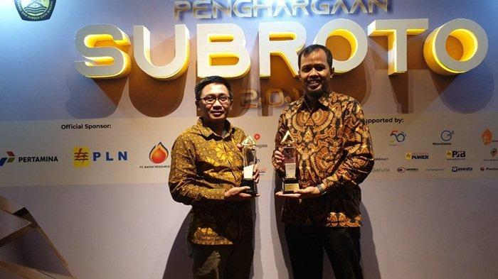 PLN UIKL Kalimantan Raih Penghargaan Subroto 2019