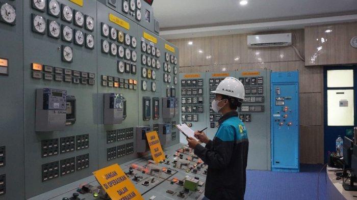 PLN UIKL Kalimantan UPDK Barito melaksanakan General Inpection (GI) Turbin #2 PLTA Ir PM Noor.