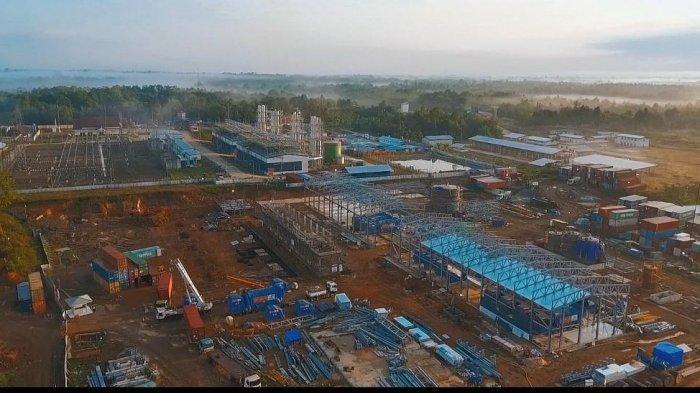 PLN UIP Kalbagteng gunakan material dan jasa produk lokal untuk infrastruktur ketenagakerjaan.