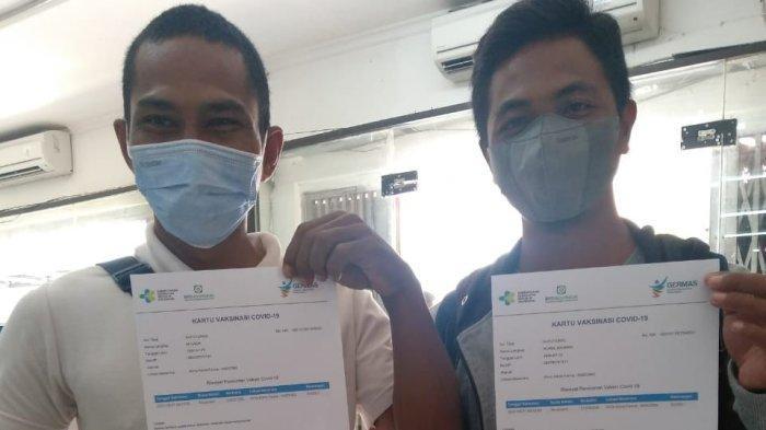 PLN UPDK Barito secara bertahap melakukan vaksinasi dengan melakukan kerjasama dengan puskesmas dan klinik setempat
