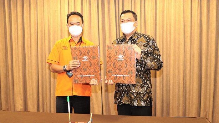 Permudah Nasabah Bayar Tagihan, Bank Kalsel Bersinergi dengan PT Pos Indonesia
