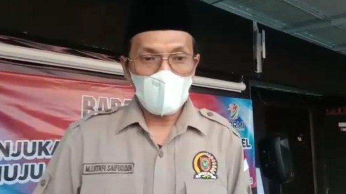 Ditunjuk Pengurus sebagai Plt Ketua Kormi Kalsel, HM Lutfi Saifuddin Sempat Terkejut