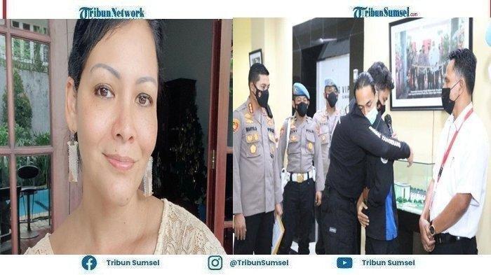 Selebriti Melanie Subono Sedih Ada Oknum Polisi Viral Banting Mahasiswa, Tidak Mengayomi