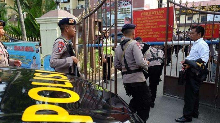 Alasan Bikin SKCK, Ojol Ledakan Diri Pakai Bom di Medan, Gojek No Comment Atribut Pelaku