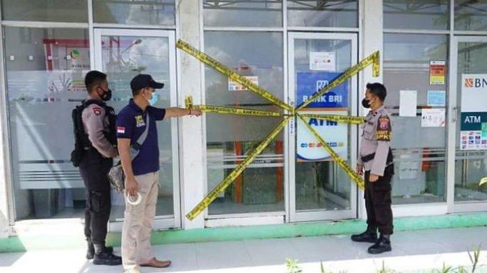 Pencurian Kalteng,  Dua Warga Diamankan Polres Lamandau Berusaha Mencongkel ATM