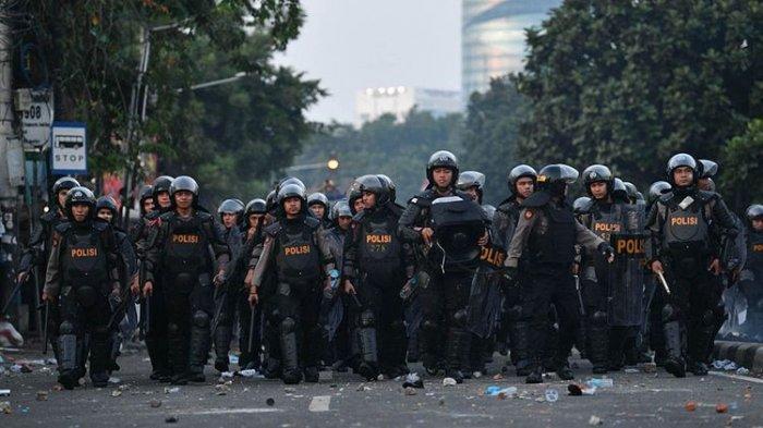 Rekaman Pertemuan Bahas Aksi 22 Mei Diungkap, Polisi Amankan 257 Orang Terduga Provokator Rusuh