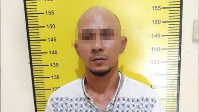 Amankan Pria ini di Pinggir Jalan, Satresnarkoba Polres Tabalong Temukan Paketan Sabu
