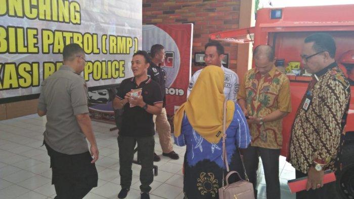 Polres Tanahbumbu Launching Armada Reserse Mobil Patroli, Tujuannya untuk Melayani Masyarakat