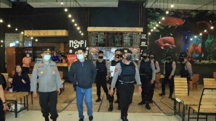 Gelar Patroli Cipta Kondisi, Polresta Banjarmasin Pantau Ketertiban Masyarakat