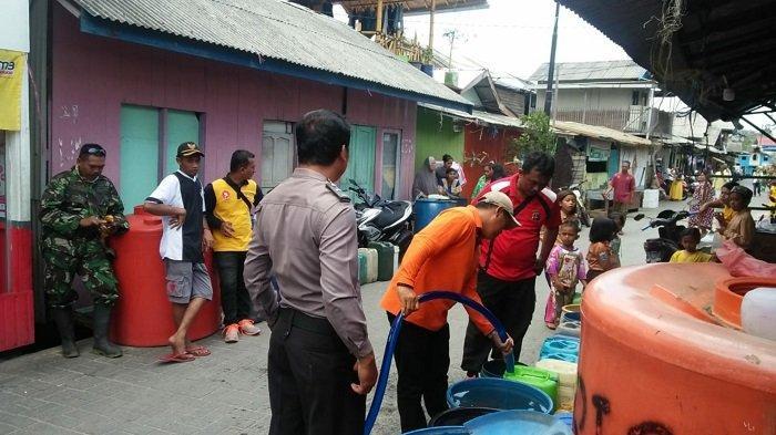 Kepada Polsek Pulau Laut Utara Polres Kotabaru, Perlu Ada Patroli Malam di Jalan Megasari