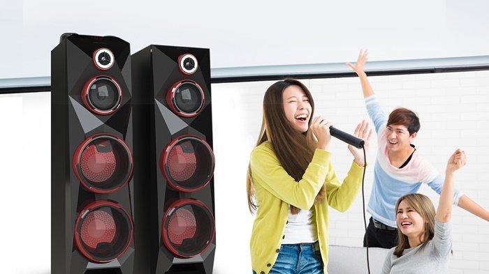 Sensasi Suara Makin Seksi Dengan Active Speaker Kekinian dari Polytron
