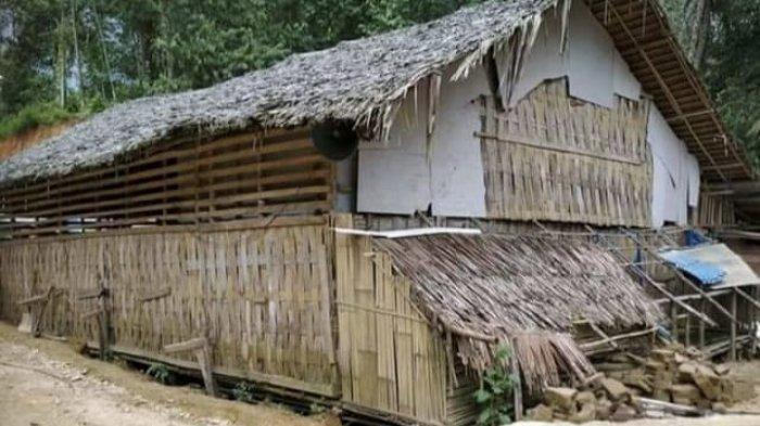 Alami Kerusakan Parah, Pondok Alquran Arraudah di Meratus Butuh Bantuan
