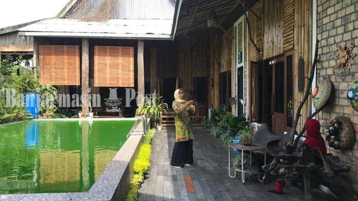 Wisata Kalsel, Satwa Ini Sering Dijumpai di Rumah Alam Sungai Andai Banjarmasin