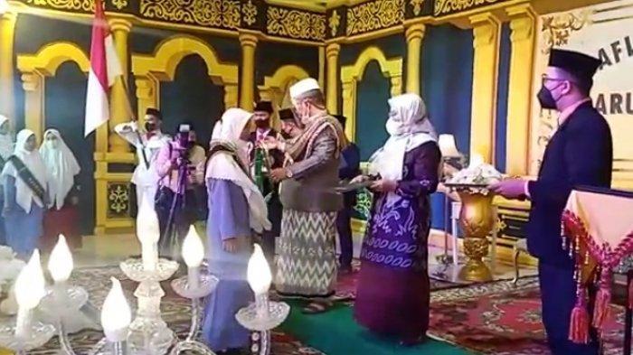 Belajar Tatap Muka Sejak Agustus , Santri Ponpes Darul Istiqamah Wajib Swab Antigen