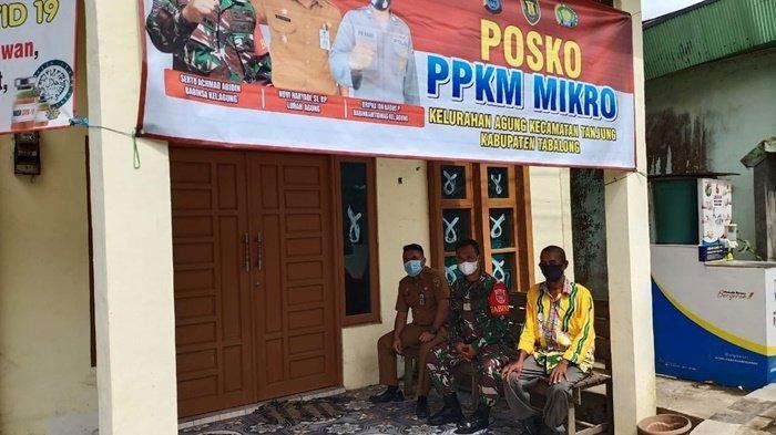 Sebanyak 347 Pos PPKM Mikro Telah Dibentuk di Tabalong, Dilengkapi Aplikasi RT Cegah Covid-19