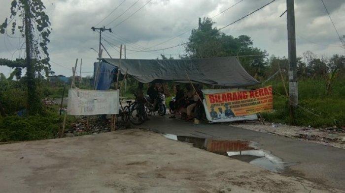 Sebulan Ditutup Warga, TPA di Sungai Andai Banjarmasin Dijaga 24 Jam Nonstop