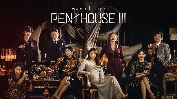 Episode Terakhir The Penthouse 3 Tayang Malam Ini, Jawaban Nasib Cheon Seo Jin