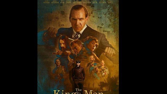 Poster Film The Kings Man.