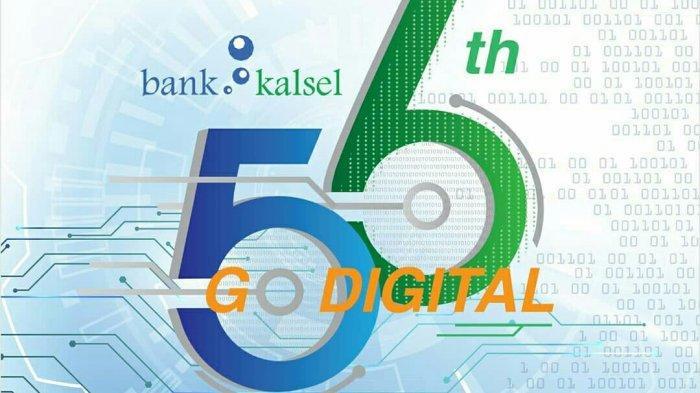 Usung Tema Go Digital di Usia 56 Tahun, Bank Kalsel Siap Jadi Motor Penguatan Perekonomian Banua