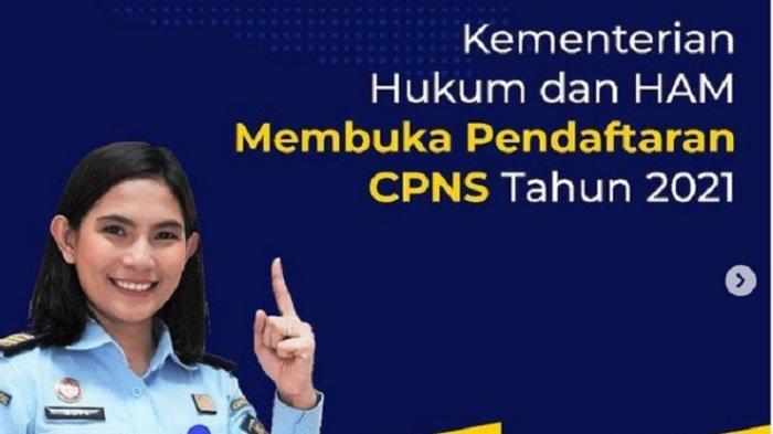 Contoh Surat Lamaran dan Pernyataan Seleksi CPNS Kemenkum HAM, Berikut Link Selengkapnya