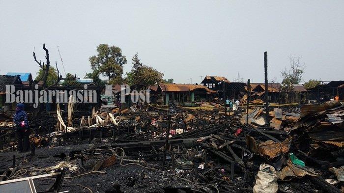 Ada 88 Kali Kebakaran Selama 2019, BPBD Banjarmasin akan Data Rumah Instalasi Listrik Semrawut