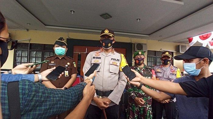 Berakhir Hari Ini, PPKM Jilid II Ditetapkan di Balangan, Kapolres Imbau Warga Taati Prokes
