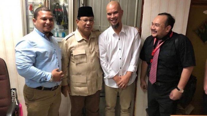 Larangan Mulan Jameela Saat Ahmad Dhani Bebas, Eks Maia Estianty Ingin Temui Prabowo & Jokowi?