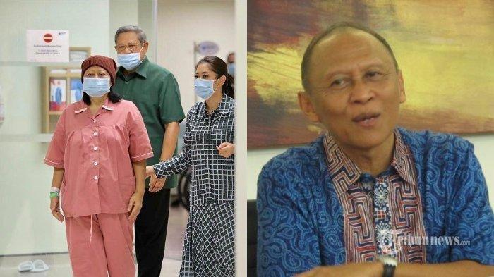 Bukan SBY, AHY Atau Ibas, Alasan Pramono Edhie Wibowo Jadi Pendonor Ani Yudhoyono Diungkap Sosok Ini