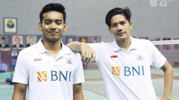 Jadwal & Link Live Streaming TVRI Badminton Semifinal Spain Masters 2021 Hari Ini, Indonesia 7 Wakil