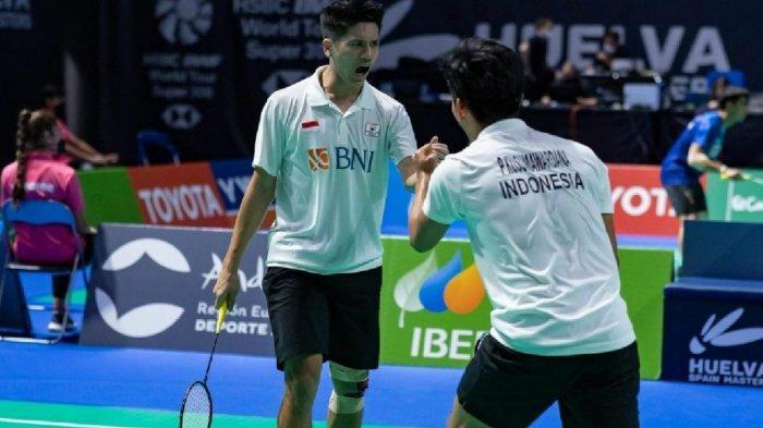 Link Nonton Live Streaming Badminton di TVRI Hari ini Final Spain Masters 2021 Mulai Jam 15.00 WIB